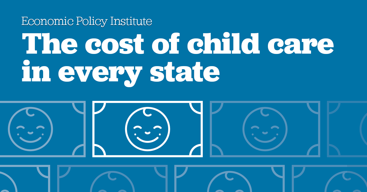 Child care costs in the United States