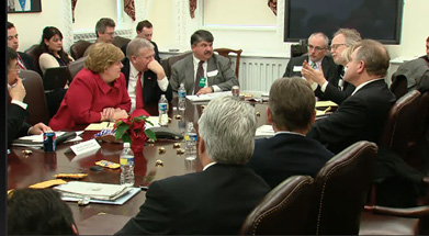 [Lawrence Mishel at the White House Jobs Summit, Dec. 3, 2009]